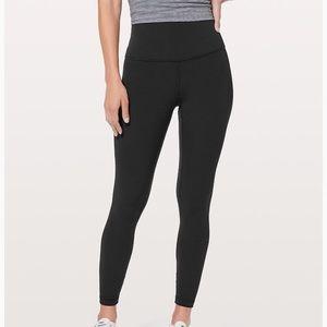 Lululemon 7/8 Black Align Pant
